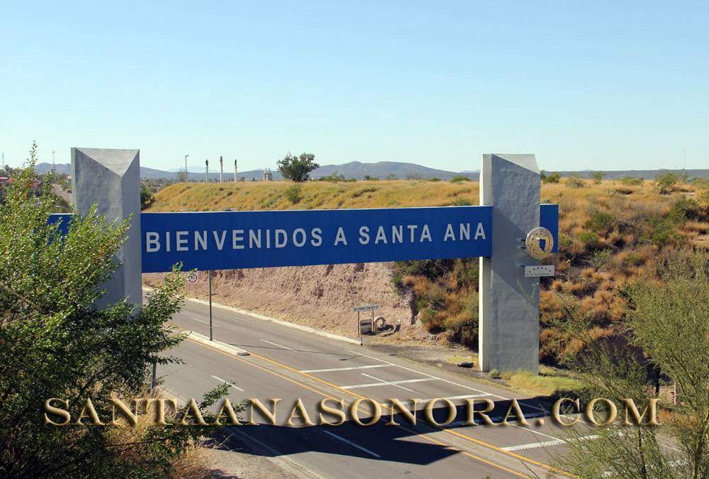 Welcome to Santa Ana Sonora